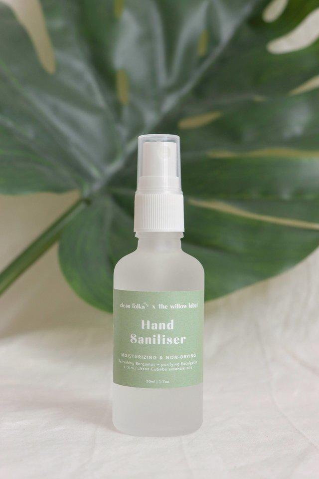 HAND SANITISER FRESH GREEN